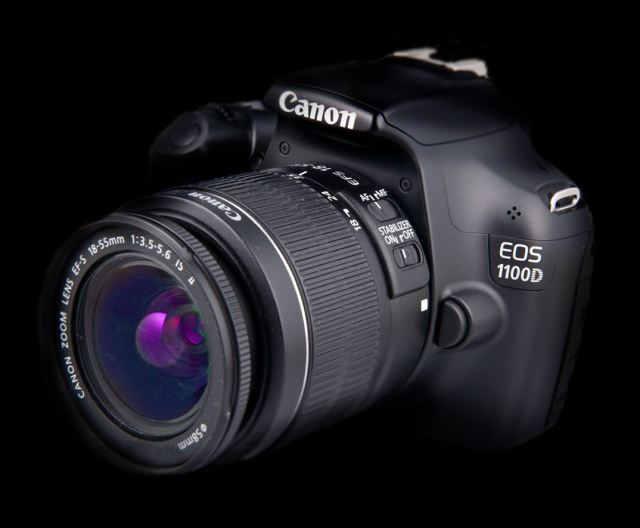 Список популярных зеркальных камер 2014 года