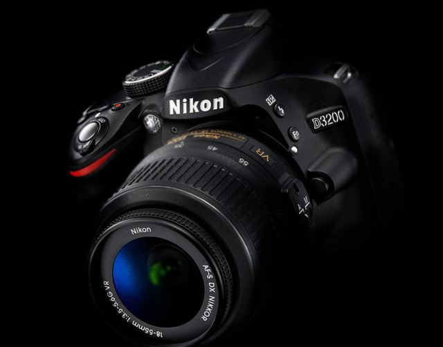 самые популярные зеркальные фотоаппараты 2014 года