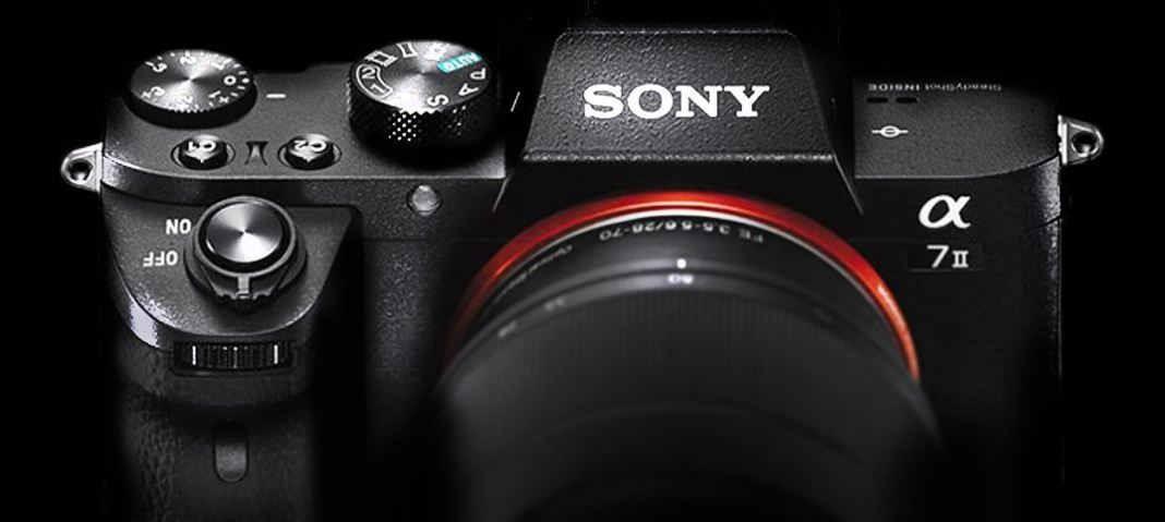 Sony A7 II: пятиосная система стабилизации и полный кадр