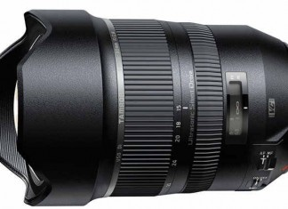Tamron SP 15-30mm f/2.8 Di VC USD (Model A012)