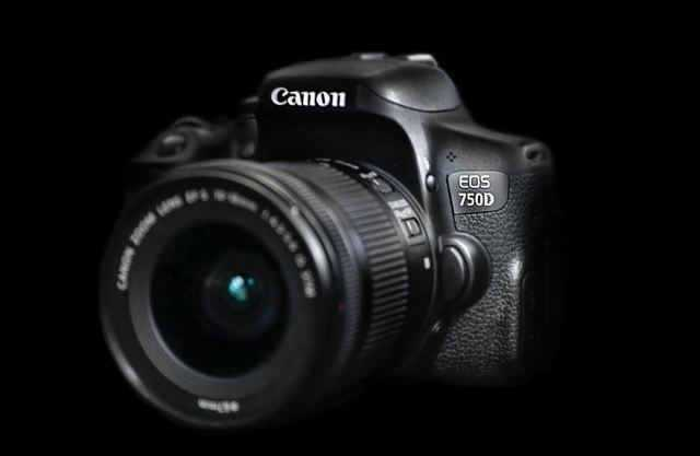 Canon EOS 750D front_image