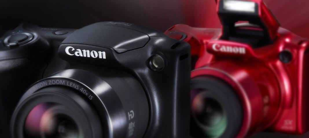 Canon powershot sx 410 is image