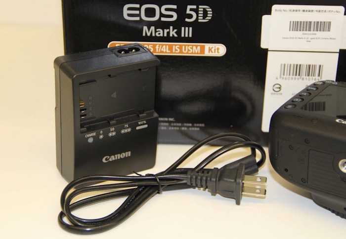 Counterfeit-Canon-Battery-Charger