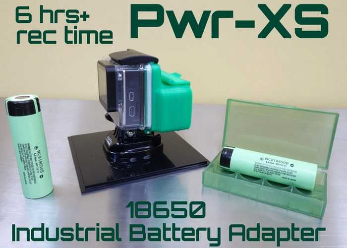 GoPro-Battery-Adapter