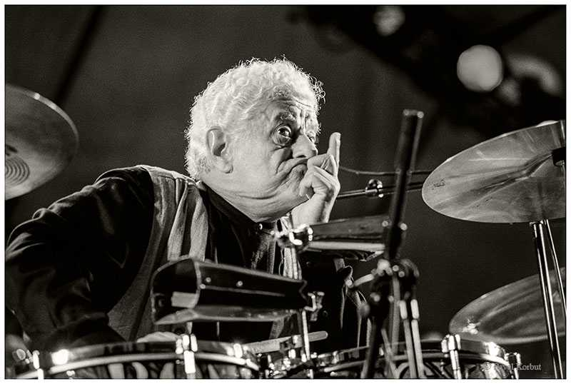18.07.1999 Stockholm. Stockholm Jazz & Bblues Festival. Tito Puente (percussion) and His Latin Jazz Ensemble. © Павел Корбут