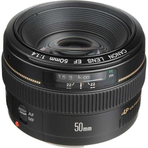 Canon анонсирует EF 50mm F/1.4L IS USM в 2018 году