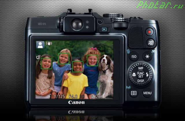 автофокус фотоаппарата повершот г16