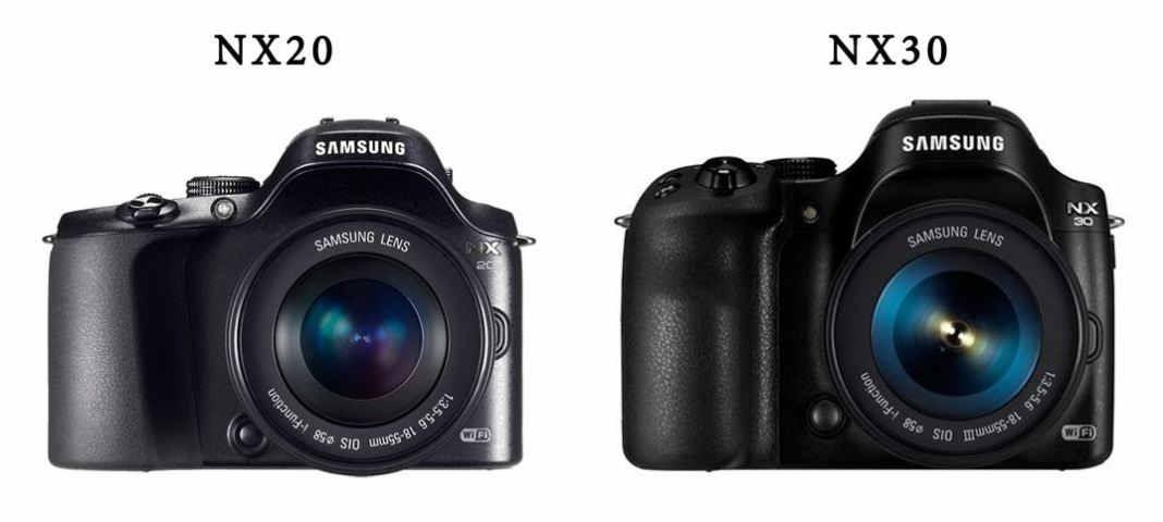 NX20 vs NX30