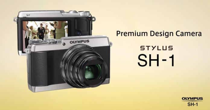 анонс Olympus-Stylus-SH-1