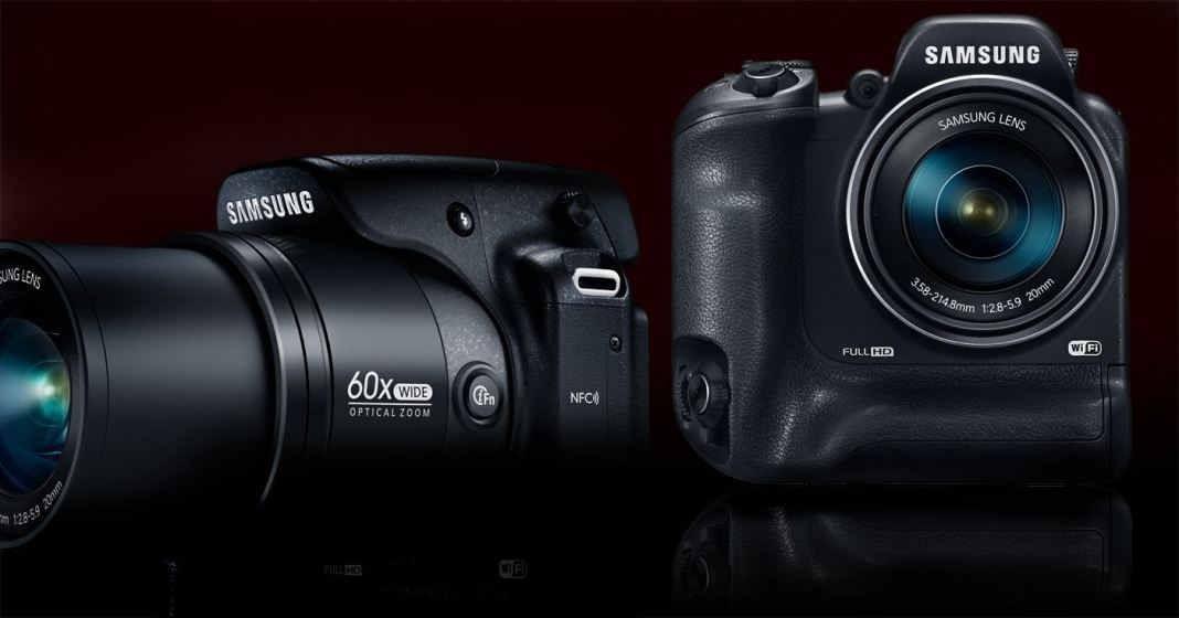 Samsung WB2200F обзор