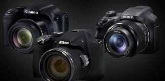 Canon SX520 HS vs Nikon P530 vs Sony HX300