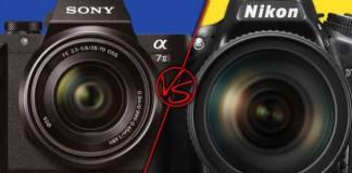 Sony A7 II vs Nikon D750