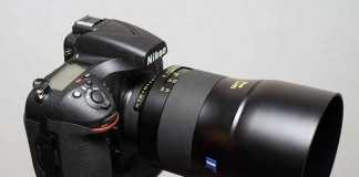 The Zeiss Otus 85mm f/1.4