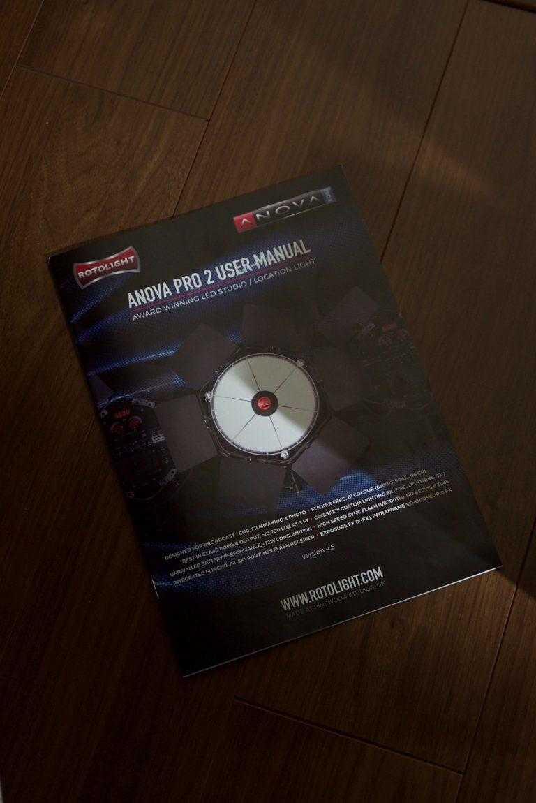 Обзор Rotolight Anova Pro 2 и применение на практике