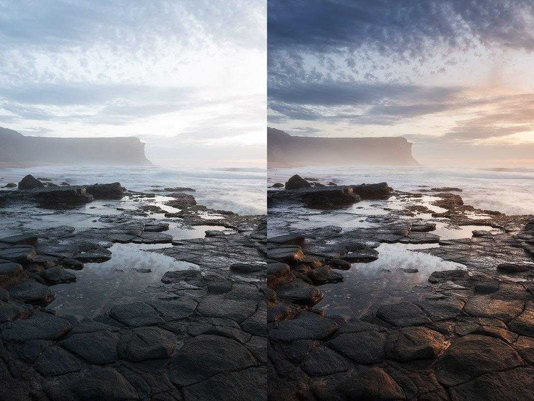 Как фотографировать рассветы выдержка