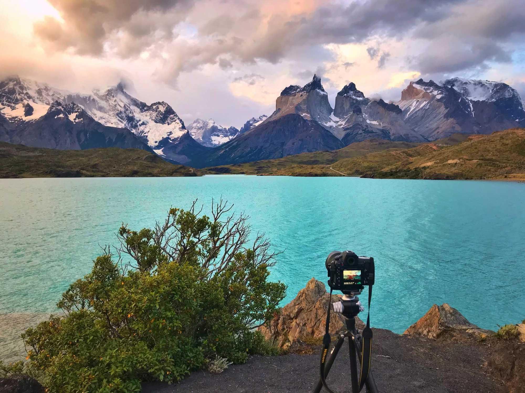 Обзор Nikon D850. Взгляд активного путешественника