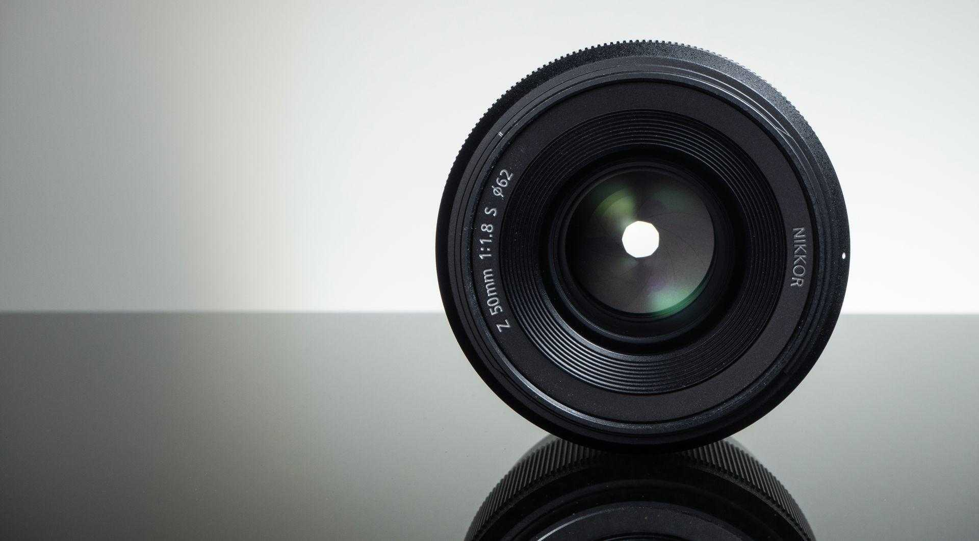 Обзор объектива Nikon NIKKOR Z 50mm f/1.8 S