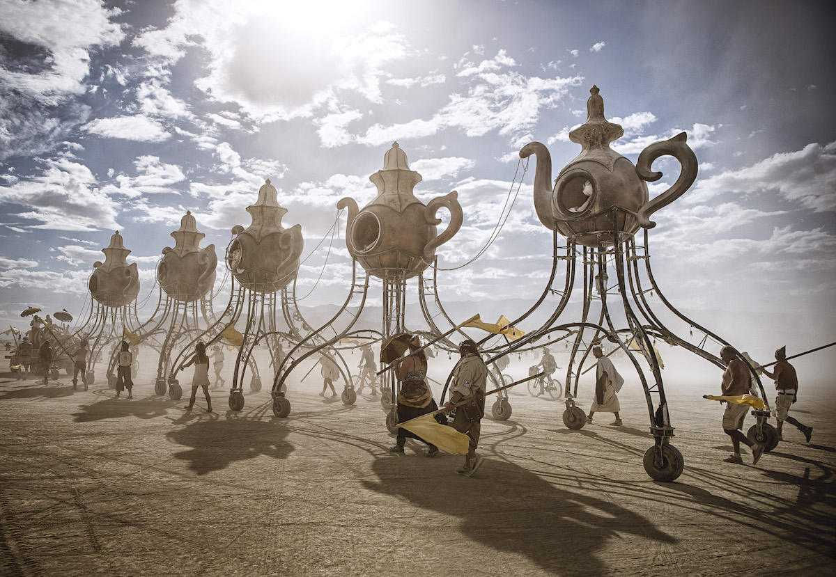 Другие фестивали Burning Man - Photar.ru