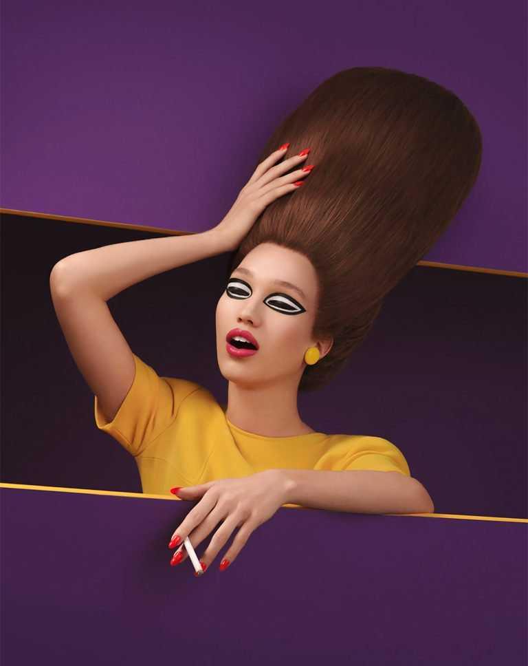 картинки волосы креатив покупку