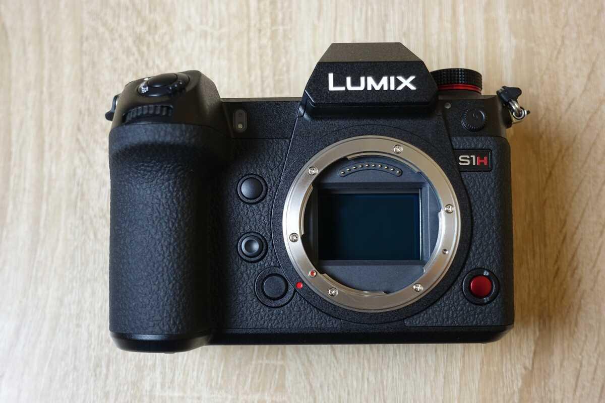 обзор Panasonic Lumix S1H