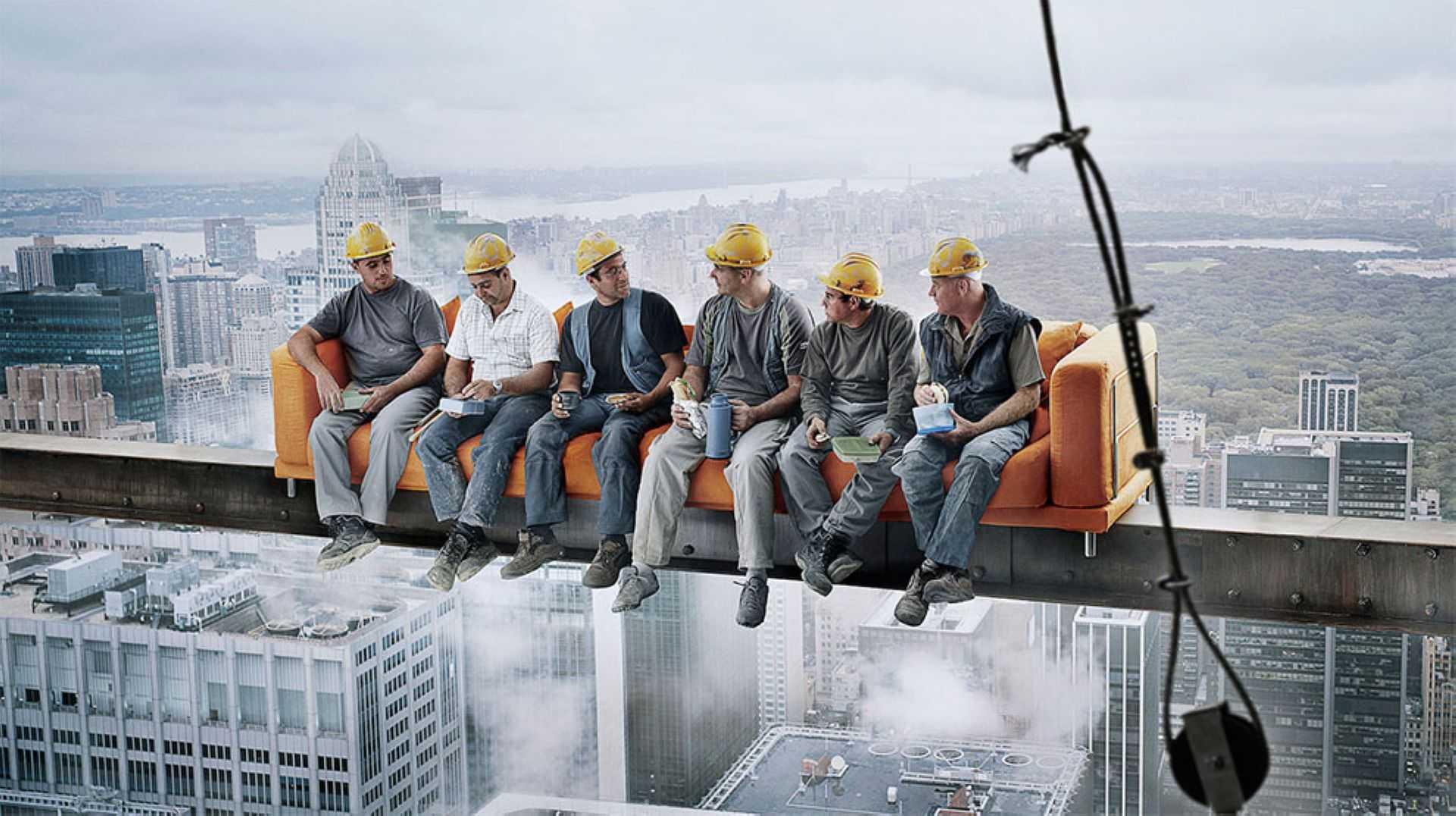 Прикольные фото про строительство