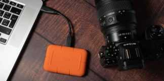 LaСie Rugged SSD