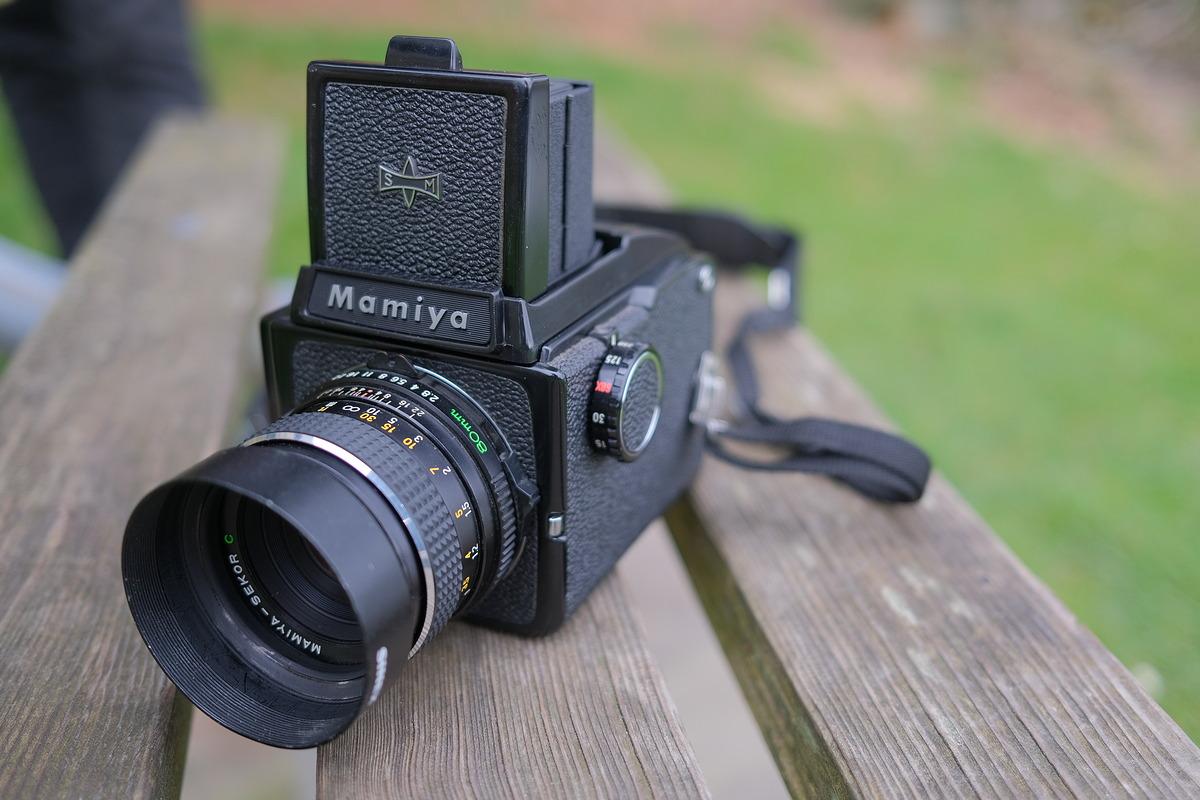 Фотоаппарат с примерами фото