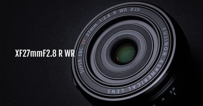 Примеры снимков на объектив Fujinon XF 27mm F/2.8 R WR